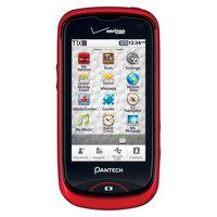 Pantech - Hotshot Mobile Phone - Red (Verizon Wireless)