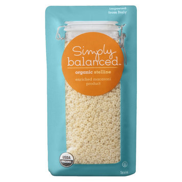 Simply Balanced Organic Stelline Pasta 16oz