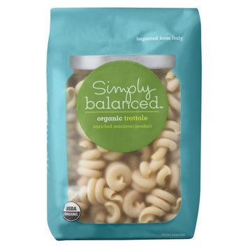 Simply Balanced Organic Trottole Pasta 16oz