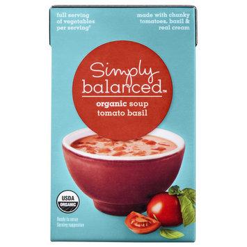 Simply Balanced Organic Tomato Basil Soup 17.3 oz
