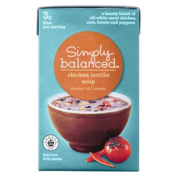 Simply Balanced Chicken Tortilla Soup 17.3 oz