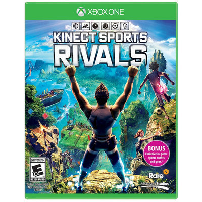 Microsoft Corp. Microsoft Kinect Sports Rivals for Xbox One