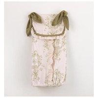 Cotton Tale Lollipops & Roses Diaper Stacker Pink
