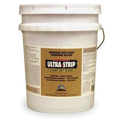 Ultra-strip BACKTONATURE US05 Paint and Varnish Remover, 5 gal.