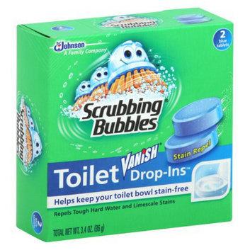 Vanish Drop-Ins Continuous Toilet Bowl Cleaner 2 pk