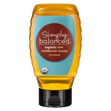Simply Balanced Organic Wildflower Honey 12 oz