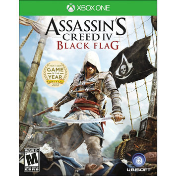 Ubisoft Assassin's Creed 4: Black Flag for Xbox One - UBI SOFT