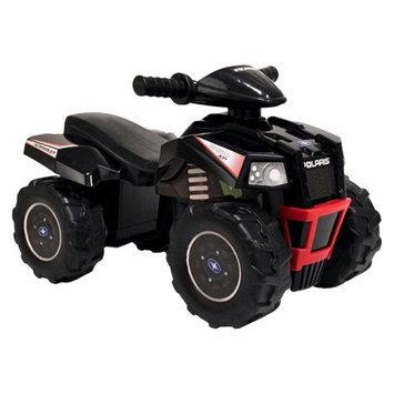 Tek Nek Polaris Scrambler ATV - Black