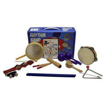 Rhythm Band Rhythm Drum Set 10 Player Kit - (EN110)