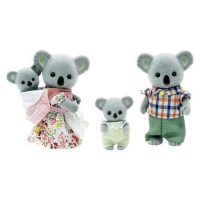 International Playthings Calico Critters Outback Koala Family Set CC1455