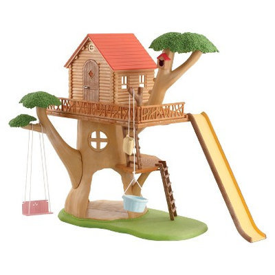 International Playthings Calico Critters Adventure Tree House - 1 ct.