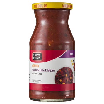 Market Pantry Black Bean & Corn Salsa 16 oz