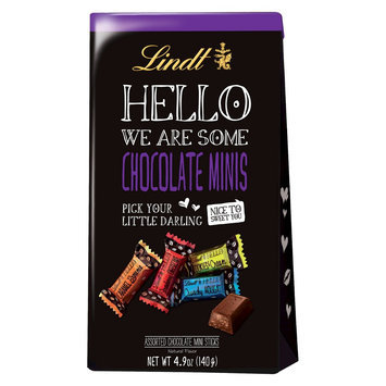 Lindt Hello Assorted Mini-Sticks Bag