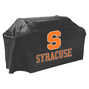 Grill Cover: NCAA Mr. Bar B-Q: Grill Cover, University of Syracuse University Orange