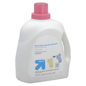 up & up Baby Liquid Laundry Detergent - 100 oz