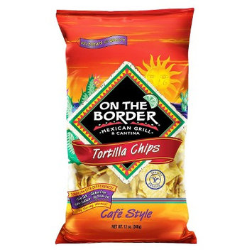 Tortilla Chips Cafe Style 13 oz