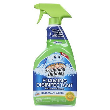 Scrubbing Bubbles Foaming Disinfectant Bathroom Cleaner with Fresh