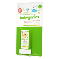 Kas Direct, Llc. Babyganics Mineral-Based Baby Sunscreen Stick, SPF 50 - 0.47oz