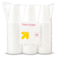 up & up Foam Cup12 oz 36 ct