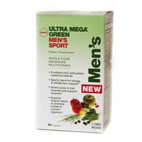 GNC Men's Ultra Mega Multivitamin Green Sport