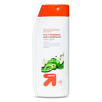 Up & Up 2 in 1 Shampoo and Conditioner for Smooth and Glossy Hair