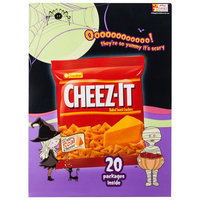 Cheez-It Original Baked Snack Crackers Halloween Multipack