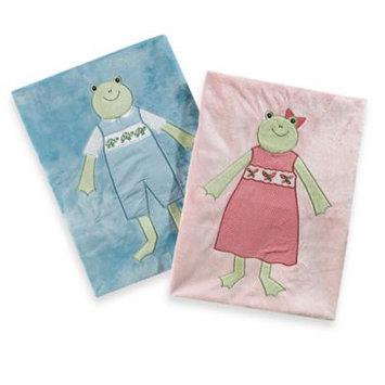 Scene Weaver Pickles Kelly B. Rightsell Designs Baby Blanket - Henry