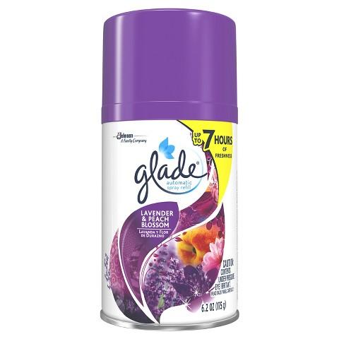 Glade Lavender & Peach Blossom Automatic Spray
