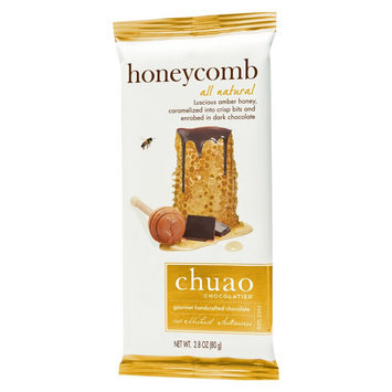 Chuao Chocolatier Honeycomb in Dark Chocolate 2.8 oz