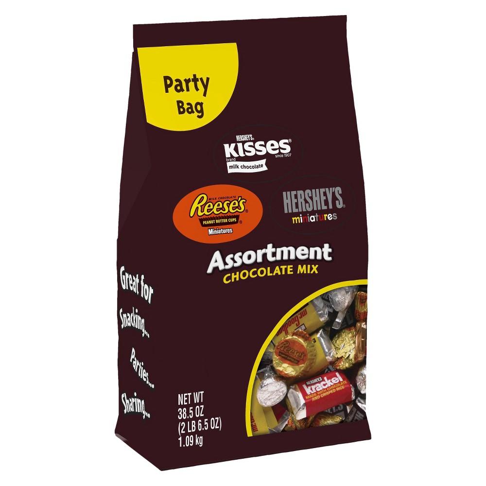 Hershey's Assortment Chocolate Mix 38.5 oz