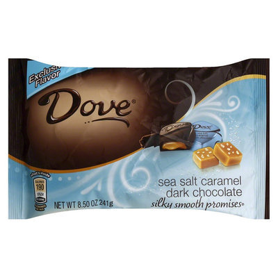 Dove Chocolate Dove Sea Salt Caramel Dar Chocolate