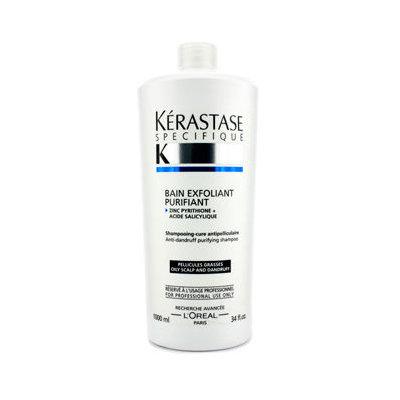 L'Oréal Paris Unisex Kerastase Specifique Bain Exfoliant Purifiant Shampoo(Oily Scalp)
