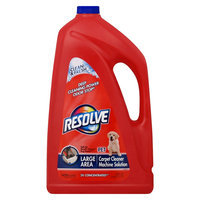 Resolve Large Area Pet Carpet Cleaner Machine Solution 60 oz