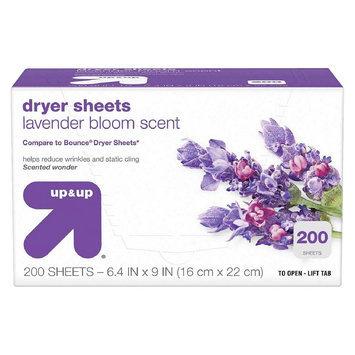 up & up Dryer Sheets - Lavender Scent - 200 ct