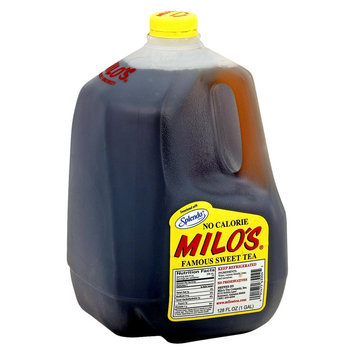 Milo's Tea Company Milo's No Calorie Famous Sweet Tea 1 gal