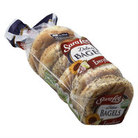 Sara Lee Deluxe Everything Bagels 6 ct