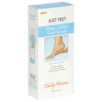 Sally Hansen® Just Feet Deep Callus Foot Scrub