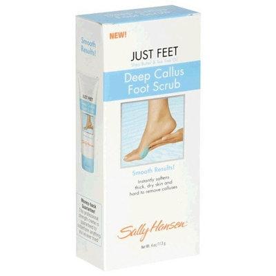 Sally Hansen Just Feet Deep Callus Foot Scrub