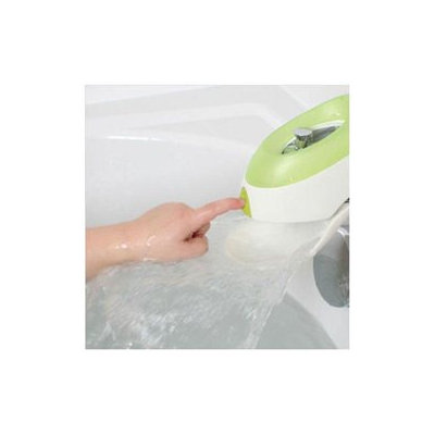 Boon Flo Green Faucet Protector and Water Deflector