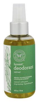 The Honest Company - Honest Deodorant Spray Vetiver