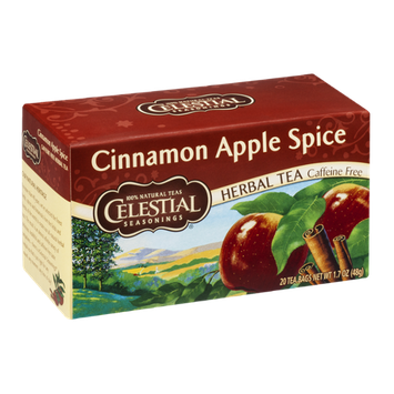 Celestial Seasonings® Cinnamon Apple Spice Caffeine Free