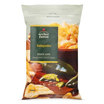 Archer Farms Jalapeno Potato Chips 8 oz