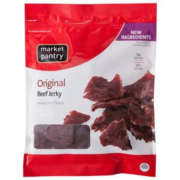 Market Pantry Original Beef Jerky 10 oz