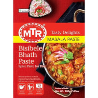 MTR Bisibele Bhath Paste, 7.04-ounce Pouches (Pack of 3)