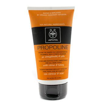 Apivita Shine & Revitalizing Conditioner with Citrus & Honey (For All Hair Types) 150ml/5.24oz
