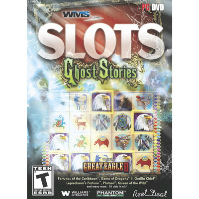 Phantom Redfrog 11945 Wms Slots - Ghost Stories - Win XpVistaWin 7Win 8