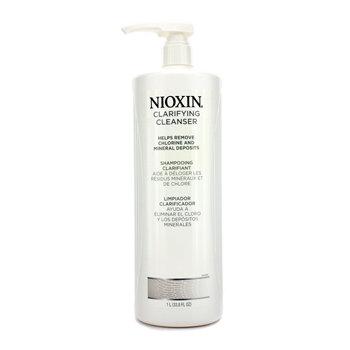 Nioxin 14740890944 Clarifying Cleanser - 1000ml-33.8oz