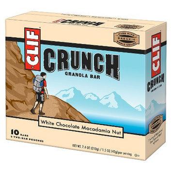 Clif Crunch White Chocolate Macadamia Nut Granola Bars 5 ct
