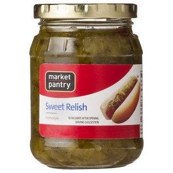Bay Valley Foods Market Pantry Sweet Relish 10 oz
