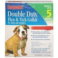 Sergeant's Double Duty Flea and Tick Collar